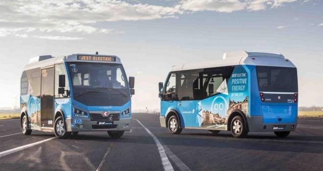 Karsan'dan Avrupa'ya ElektrikliMinibüs İhracatı