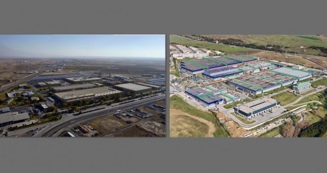 Mercedes-Benz Türk, kamyon ve otobüs fabrikasında atık yönetimi için 2 milyon euroya yakın yatırım yaptı