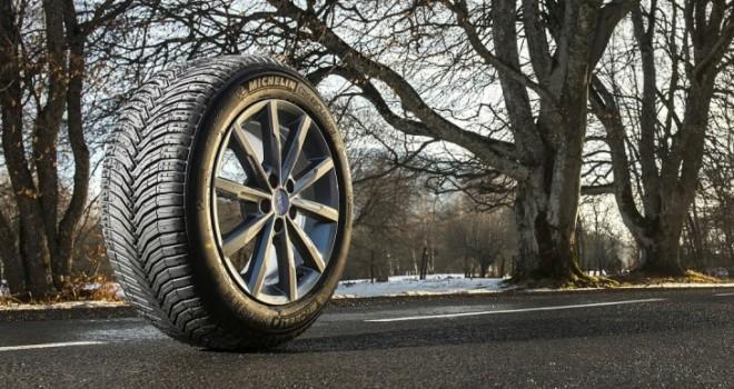 Michelin CrossClimate+ lastikleriyıl boyunca kullanılıyor