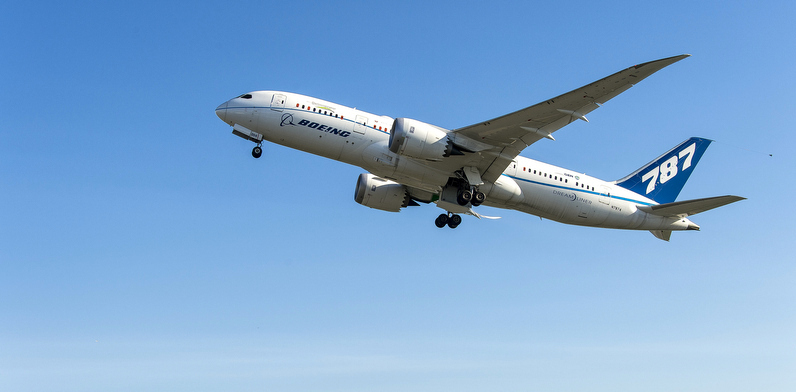 762 uçak teslim etti, 768 net sipariş aldı