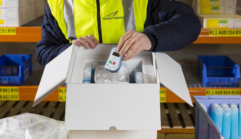 İlaç dağıtımında yeni işbirliklerine imza attı ve bu yıl Avrupa genelinde 1.6 milyondan fazla palet taşıyacak