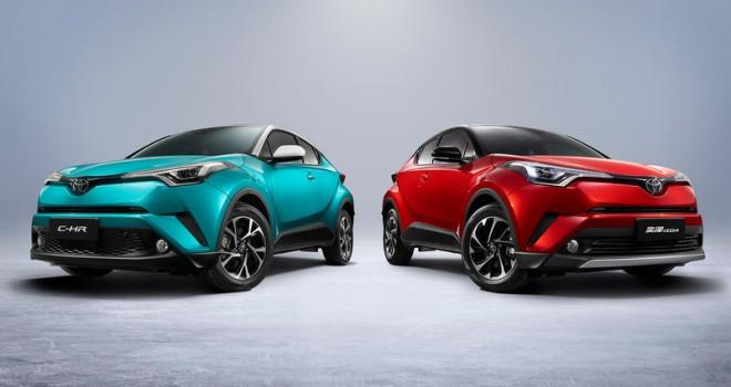 Toyota 2020'ye Kadar 10 Yeni Elektrikli Model Tanıtacak