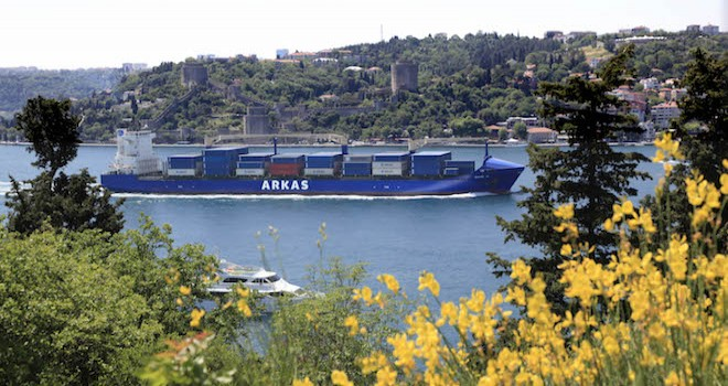 Arkas Line'dan Cezayir'e Yeni Servis