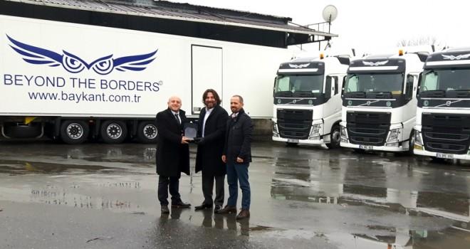 Baykant, filosuna 4 adet Volvo Trucks çekici kattı