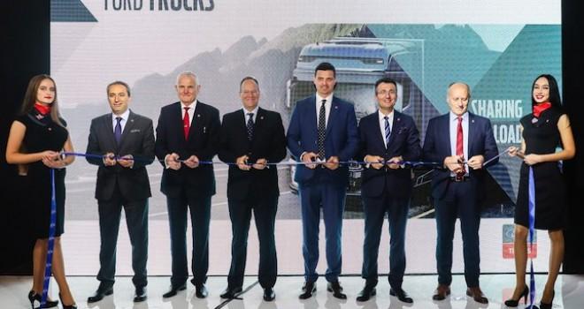 Ford Trucks, Polonya ve Litvanya bayilerini açtı
