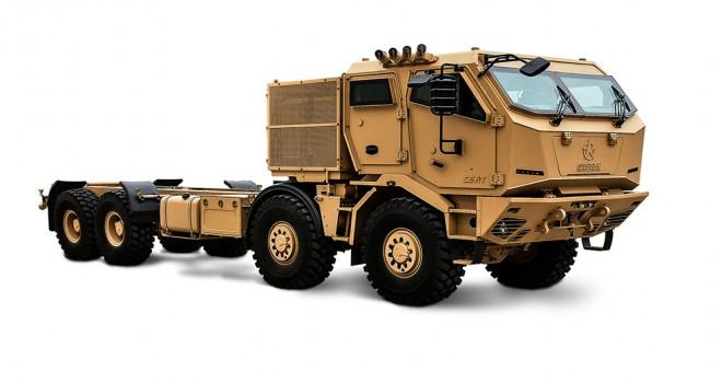 Anadolu Savunma, İDEF'te Seyit aracını tanıtacak