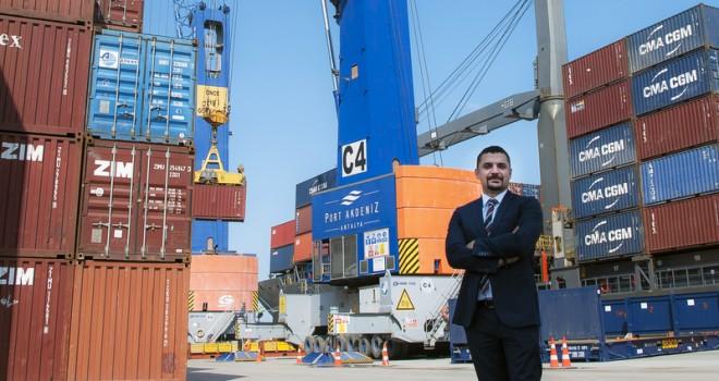 Port Akdeniz'de RO-RO seferleri başlıyor