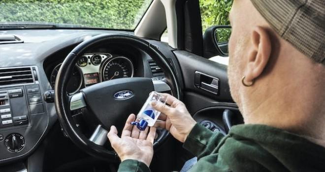 Ford, araç içi yüzeyleri dezenfektan sebepli yıpranmalardan koruyan formül üzerinde çalışıyor