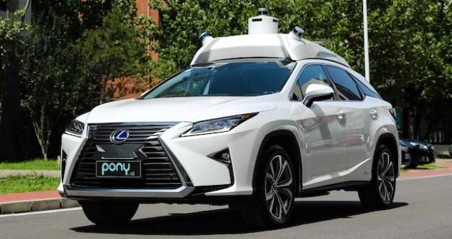 Toyota ve Pony.ai otonom sürüş pilotu üzerinde işbirliği yapıyor