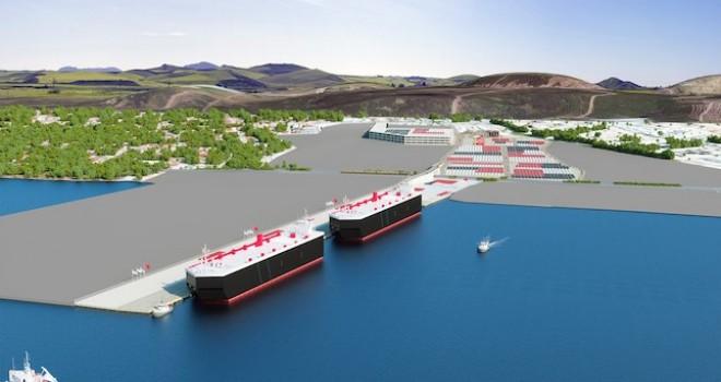 OYAK Port'a Japonya'dan kredi