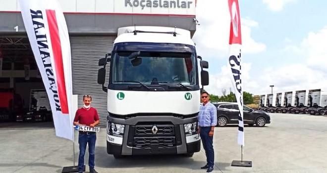 Gelişim Lojistik filosunu Renault Trucks T serisi ile güçlendiriyor