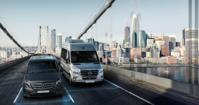 Mercedes-Benz Otomotiv Hafif Ticari Araçlarda Garanti Süresi Uzatıldı