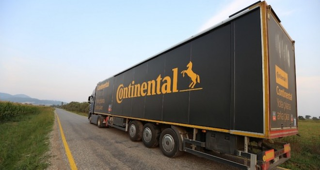 Continental, Kamyon Kooperatifleri Roadshow'u ile 5 bin kamyon sürücüsüne ulaştı
