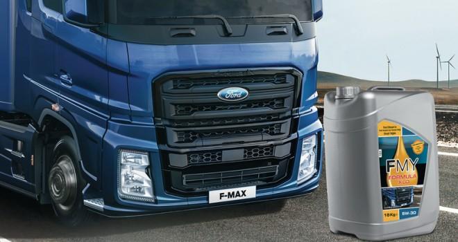 Ford Trucks F-MAX'in yağları Opet Fuchs'tan