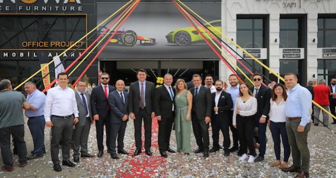 Pirelli'nin yetkili satıcısı Maresen Otomotiv, Bursa Nilüfer'de satış ve servis noktasını hizmete açtı