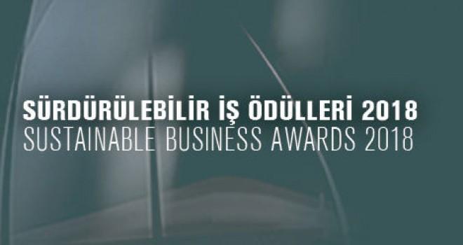 Sürdürülebilir İş Ödülleri Finalistleri Belli Oldu