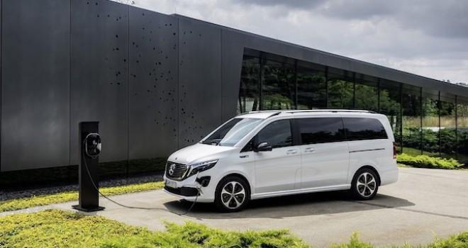Mercedes-Benz Frankfurt Otomobil Fuarı'nda tamamen elektrikli EQ konsept modelini de sergileyecek
