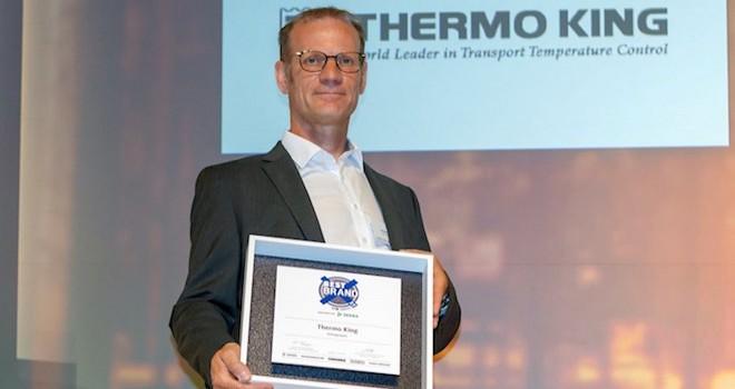 Thermo King'e 15. Kez 'En İyi Soğutucu Ünite' Ödülü