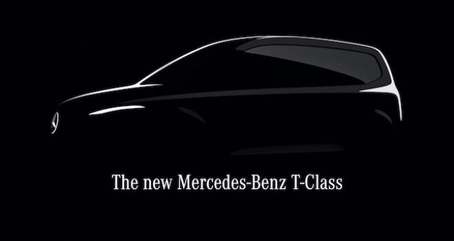 Mercedes-Benz T-Serisi hafif ticari araç