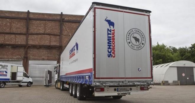 Yılda 61 bin adet treyler üreten Schmitz Cargobull yeni ürünlerini ve hizmetlerini tanıttı