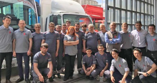 Anadolu Isuzu, Servis Klinik Uygulamasını tekrar hizmete aldı