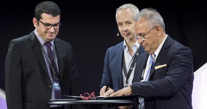 "Volvo Trucks ve Erman Lojistik ""Altın Kontrat""a imza attı"