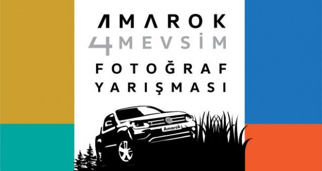 Volkwagen'den '4 Mevsim Amarok' Fotoğraf Yarışması