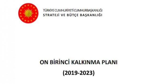 İşte 11. Kalkınma Planı'ndaki (2019-2023) lojistik ve ulaştırma ile ilgili hedefler