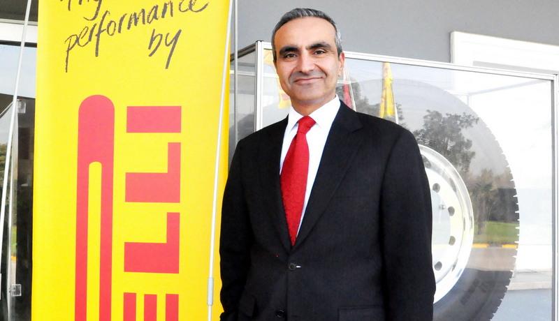 Pirelli Ticari Lastikler'in Bölge CEO'su oldu