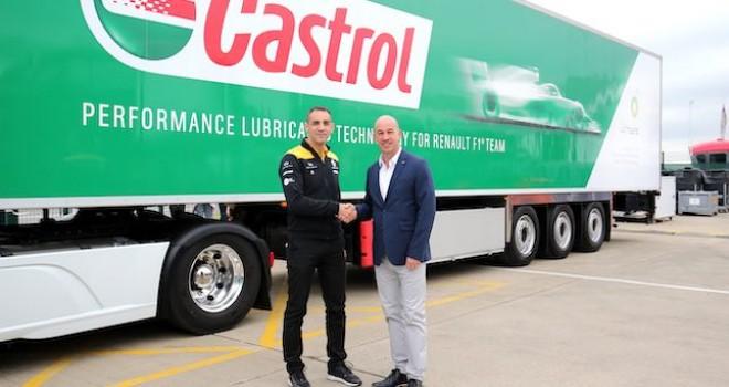 Renault Grubu Castrol'ü tercih etti
