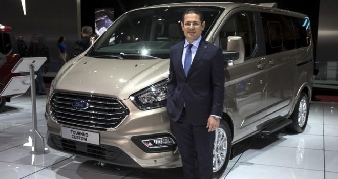 Avrupa'nın en çok tercih edilen ticari araçlarıyla Cenevre Fuarı'nda yerini aldı