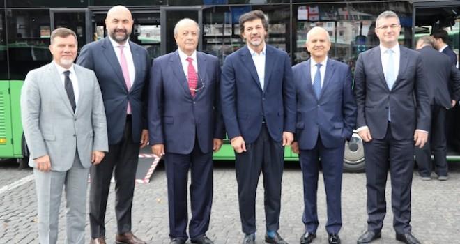 Anadolu Isuzu en büyük midibüs ihracatını gerçekleştirdi