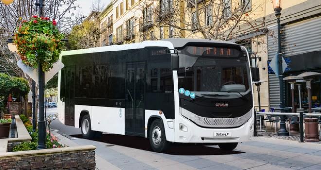 Tekirdağ'a 27 adet Otokar otobüs