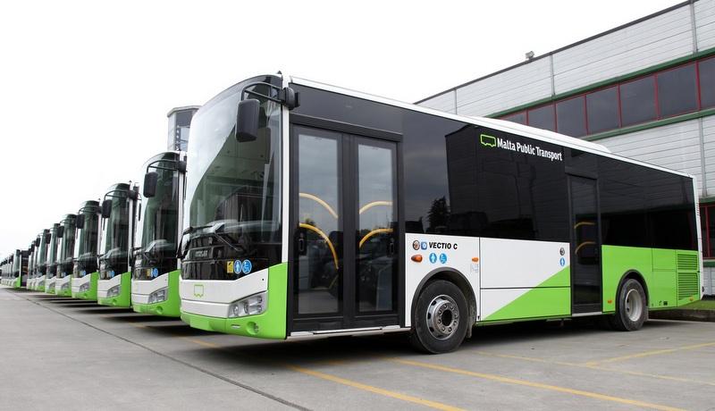 Otokar'dan 142 araçlık dev otobüs teslimatı