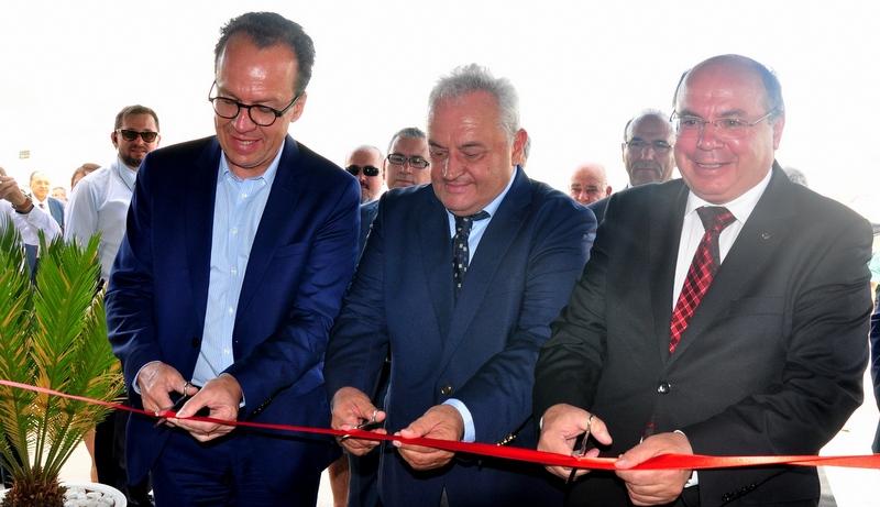 3 milyon euro yatırım yaparak Dalaman'da yeni tesisini hizmete açtı