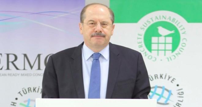 Türkiye Hazır Beton Birliği Yönetim Kurulu Başkanlığına Yeniden Yavuz Işık Seçildi