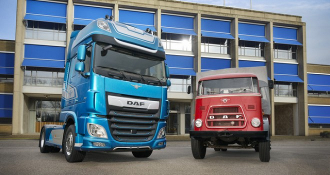 DAF Trucks'ın 90 Yıllık Hikayesi...