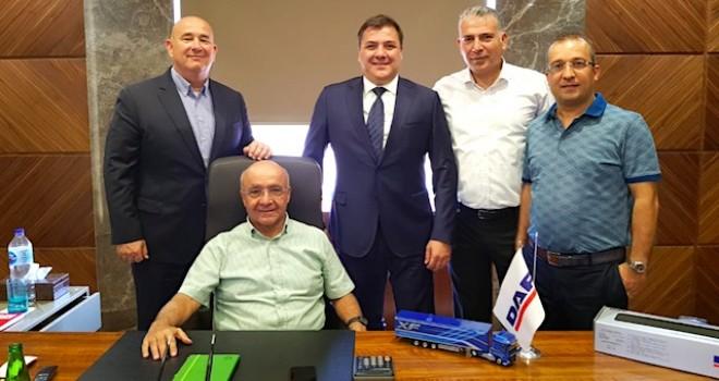 DAF, Gaziantep'te ProPratik Elbeyli ile servis hizmeti vermek için anlaştı