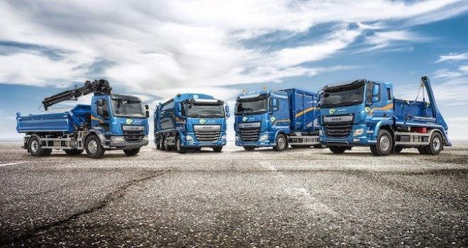 DAF Trucks'tan 'Ready to Go' programı