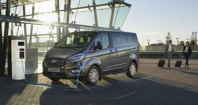 Ford, en yeni elektrikli ve hibrit araç  modellerini Frankfurt'ta tanıttı