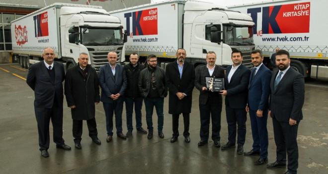 O.A.R Taşımacılık'a 6 adet Scania G450 çekici