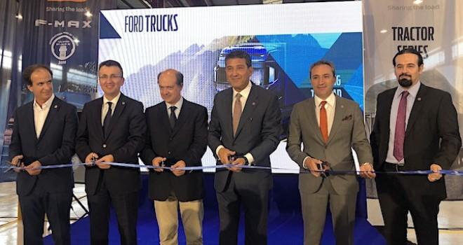 Ford Trucks Batı Avrupa'ya giriş yaptı