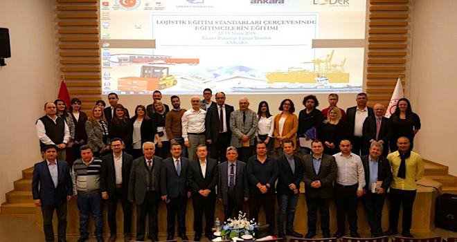 Gümrük Mevzuatı ve Uygulamalarıeğitimi Ankara'da yapıldı