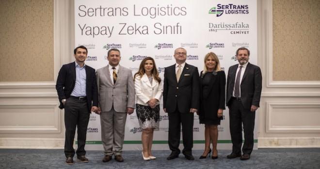 Sertrans Logistics'ten Türkiye'nin ilk yapay zeka odaklı kodlama sınıfı