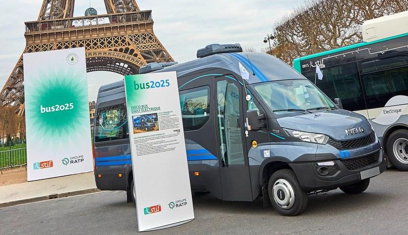 Iveco, İklim Konferansı'nda çevreci ürünleri ile yerini aldı