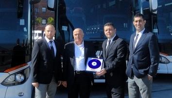 4 adet Setra ComfortClass alarak otobüs sektörüne geri döndü