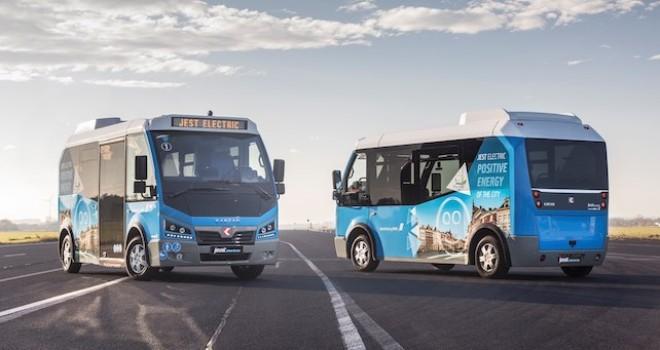Karsan, Elektrikli Araçlarıyla Busworld Europe'da