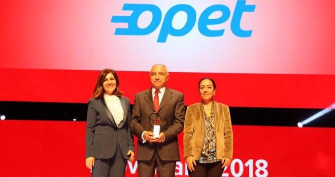 Türkiye'nin 'en sevilen akaryakıt markası' seçildi