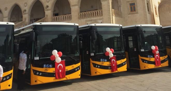 Mardin'e 22 adet Isuzu Novociti Life