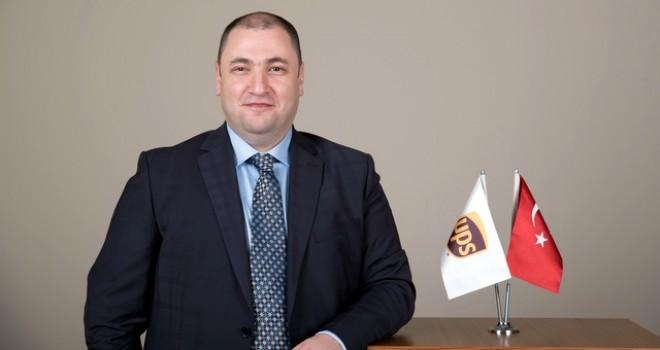UPS Türkiye Ülke Yöneticiliğine Burak Kılıç Getirildi